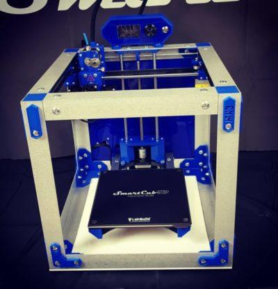 SmartCub3D MK3 MAKER BLEU